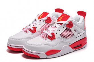 Air Jordan 4 Retro Men Basketball Shoes-18
