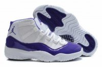 Air Jordan Retro 11 Women Shoes-5