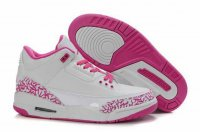Air Jordan Retro 3 Women Shoes-5