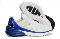 Nike Lunar Haze Men Shoes White blue