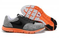 Nike LunarEclipse+ 2 Shoes Black Orange