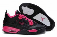 Air Jordan Retro 4 Women Shoes-11