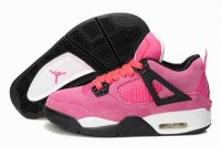 Air Jordan Retro 4 Women Shoes-3