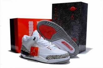 Air Jordan Retro 3 Shoes-17