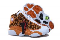 2013 AIR JORDAN 13 RETRO KIDS Yellow Shoes 1-2013-1-17