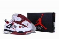 Air Jordan Retro 4 Shoes-8