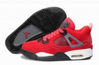 Air Jordan Retro 4 Women Shoes-2