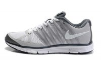 Nike LunarElite+ 2 Grey White Mens Running Shoes 429784 011