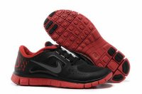 Nike Free 5.0 3V Black Red Shoes