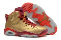 Air Jordan 6 Men Shoes-1