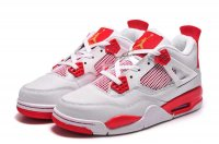 Air Jordan 4 Retro Women Basketball Shoes-15