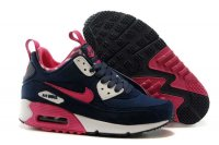 2014 Nike Air Max 90 Sneakerboots Prm Undeafted Men Shoes-132