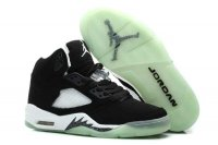 Jordan 5 Oreo Luminous Men and Women Shoes-2