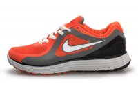 Nike LunarSwift Orange Grey White Mens Running Shoes