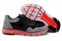 Nike LunarEclipse+ 2 Shoes Black Red