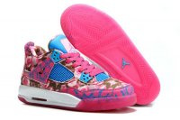 Air Jordan 4 Women Shoes-19