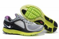 Nike Lunar Eclipse Grey Green Mens Shoes