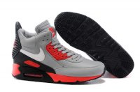 2014 Nike Air Max 90 Winter Sneakerboot Men Shoes-151