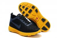 Nike Lunar Rejuven8 Mid Black Yellow Mens Shoes