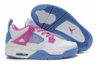 Air Jordan Retro 4 Women Shoes-13