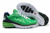 Nike LunarHaze+ Green White Mens Shoes