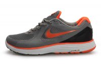 Nike LunarSwift Grey Orange Mens Running Shoes