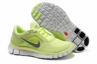 Nike Free 5.0 3V Light Fluorescent Green Shoes