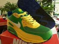 2014 World Cup Nike Air Max 90 Men and Women Shoes-2