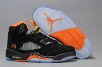 Air Jordan Retro 5 Women Shoes-6