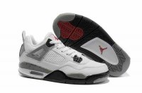 Air Jordan Retro 4 Women Shoes-8
