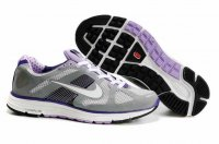 Nike Lunar Elite+ Grey Purple Womens Shoes