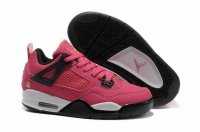 Air Jordan Retro 4 Women Shoes-7
