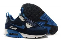 2014 Nike Air Max 90 Sneakerboots Prm Undeafted Men Shoes-138