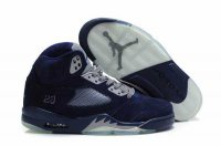 Air Jordan Retro 5 Women Shoes-1