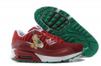NIKE AIR MAX 90 National Team Men Shoes-63