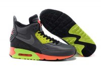 2014 Nike Air Max 90 Winter Sneakerboot Men Shoes-147