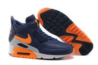 2014 Nike Air Max 90 Winter Sneakerboot Men Shoes-150