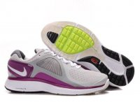 Nike LunarEclipse+ Grey Purple Womens Shoes