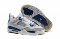 Air Jordan Retro 4 Women Shoes-9