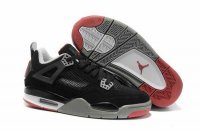 Air Jordan Retro 4 Women Shoes-18